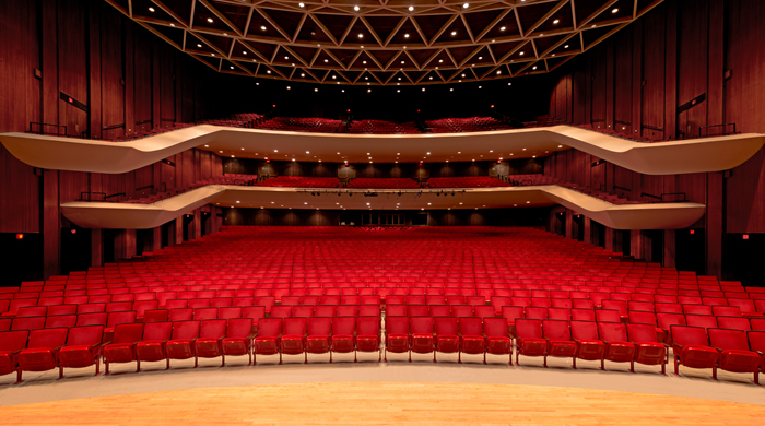 Sevenvenues Chrysler Hall